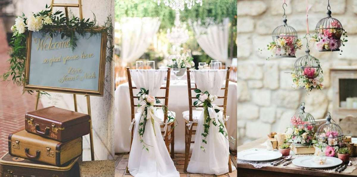 Matrimonio Shabby Chic Vintage : Quale tema scegliere per il matrimonio siracusasisposa
