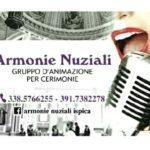 armonia nunziale