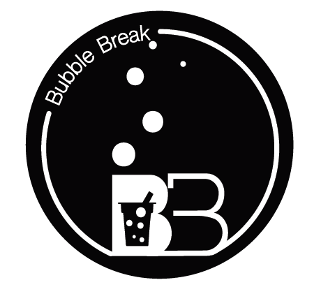 logo bubble break